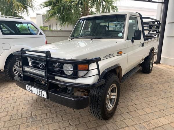 2006 Toyota Land Cruiser 4.2 Diesel Pu Sc  Western Cape Robertson_0
