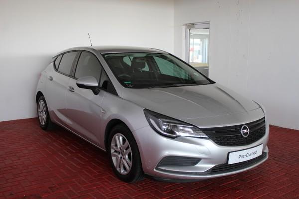 2017 Opel Astra 1.0T Essentia 5-Door Western Cape Bellville_0