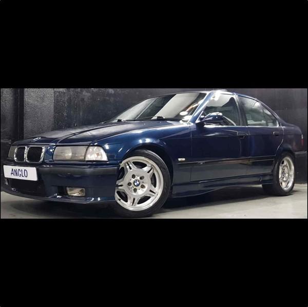 1997 BMW M3 4d e36  Gauteng Benoni_0