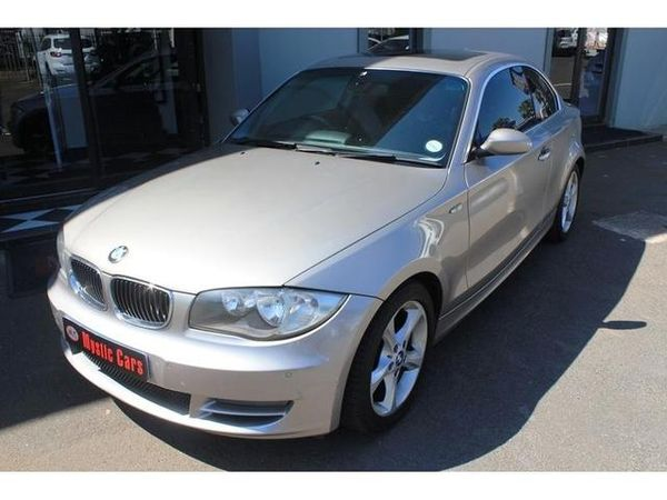 2009 BMW 1 Series 125i Coupe At  Kwazulu Natal Durban_0