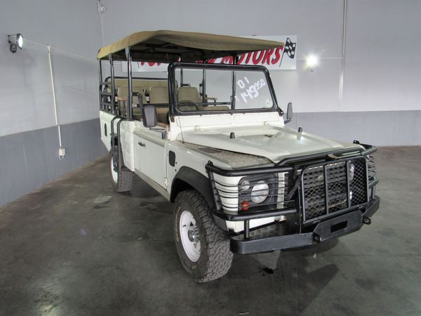 2001 Land Rover Defender 110 2.5 Tdi Pu Sc  Gauteng Vereeniging_0