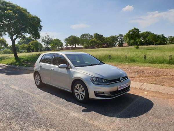 2013 Volkswagen Golf Vii 1.4 Tsi Comfortline Dsg  Gauteng Pretoria West_0