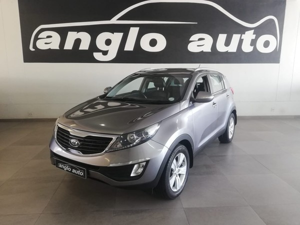 2010 Kia Sportage 2.0 At  Western Cape Athlone_0