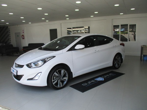 2015 Hyundai Elantra PREMIUM SEDAN Kwazulu Natal Pinetown_0