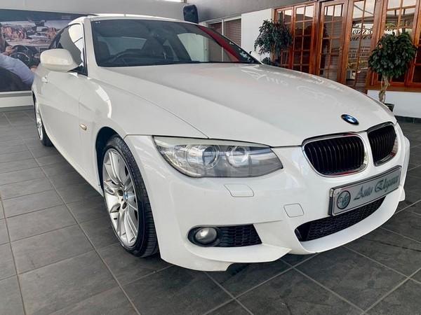 2011 BMW 3 Series 320i Coupe Sport At e92  Gauteng Pretoria_0