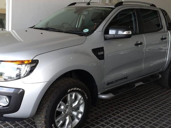 2015 Ford Ranger 3.2TDCi Wildtrak 4x4 Auto Double cab bakkie Gauteng Pretoria_0
