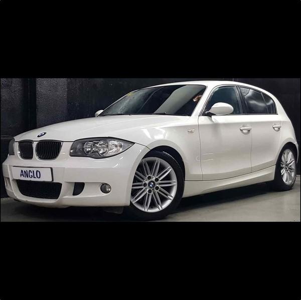 2007 BMW 1 Series 130i Sport e87  Gauteng Benoni_0