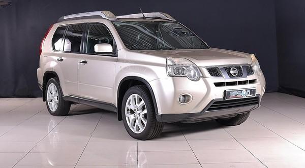 2012 Nissan X-Trail 2.5 Cvt Le r81r87  Gauteng Nigel_0