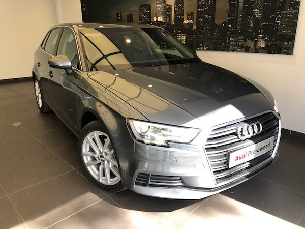 2020 Audi A3 1.0 TFSI STRONIC Free State Bloemfontein_0
