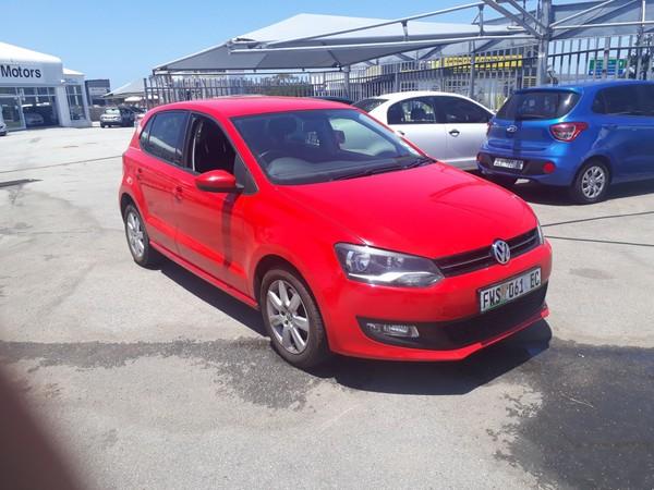 2012 Volkswagen Polo 1.6 Tdi Comfortline 5dr  Eastern Cape Port Elizabeth_0