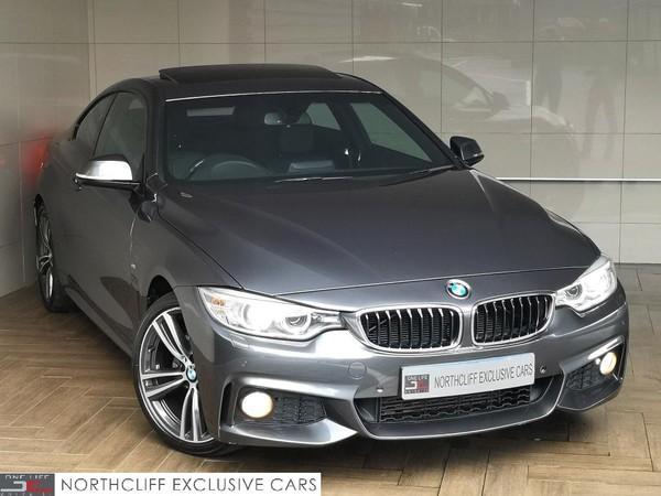 2016 BMW 4 Series 420D Coupe M Sport Auto Gauteng Randburg_0