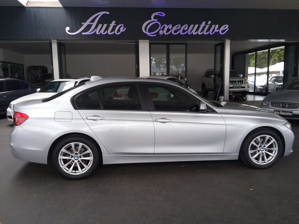 2016 BMW 3 Series 320d At f30  Western Cape Western Cape_0
