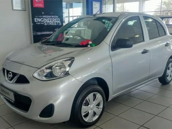 2020 Nissan Micra 1.2 Active Visia Western Cape Vredenburg_0