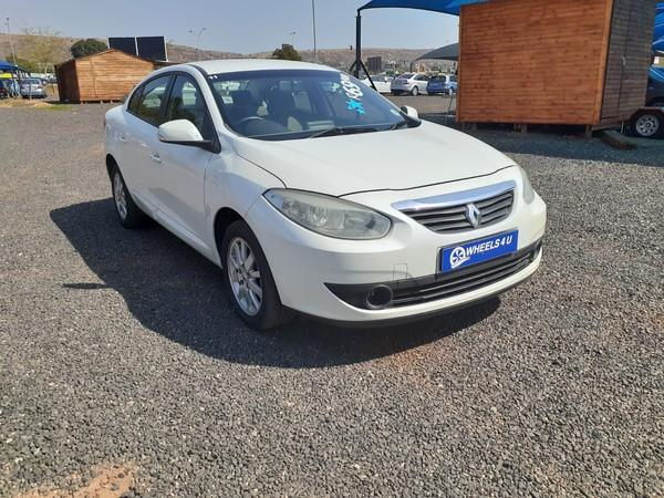 2011 Renault Fluence 1.6 Dynamique  Gauteng Pretoria_0