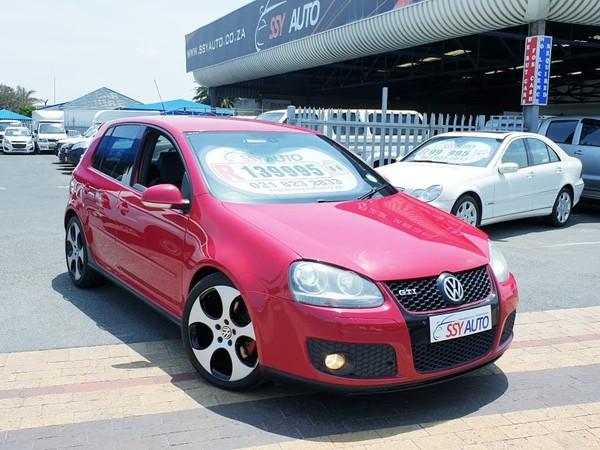 2009 Volkswagen Golf Vi Gti 2.0 Tsi  Western Cape Parow_0