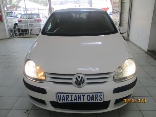 2008 Volkswagen Golf 1.9 Tdi Comfortline  Gauteng Johannesburg_0