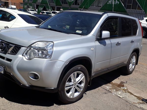 2014 Nissan X-Trail 2.0 Dci Se At r83r89  Gauteng Johannesburg_0