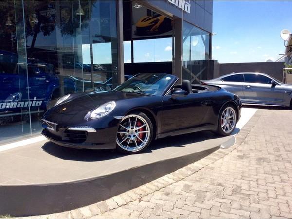 2013 Porsche 911 2013 Porsche 911 Carrera S Cabriolet Auto Gauteng Kyalami_0
