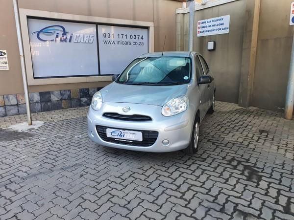 2012 Nissan Micra 1.2 Visia 5dr d82  Kwazulu Natal Durban_0