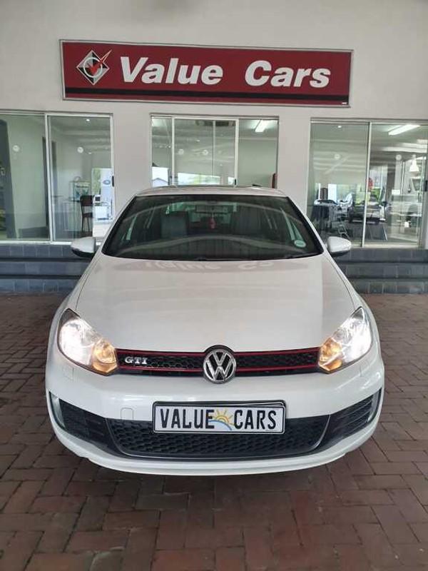 2010 Volkswagen Golf Vi Gti 2.0 Tsi Dsg  Mpumalanga Secunda_0