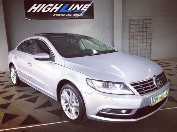 2013 Volkswagen CC 2.0 Tdi Bluemotion Dsg  Gauteng Vereeniging_0