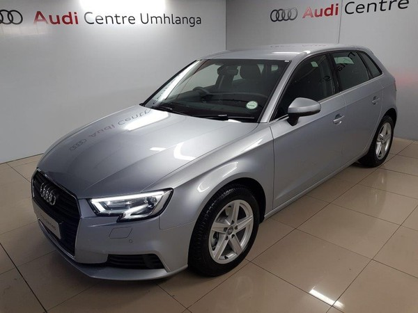 2019 Audi A3 1.0 TFSI STRONIC Kwazulu Natal Umhlanga Rocks_0