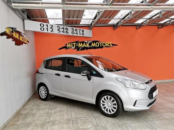 2015 Ford B-Max 1.0 Ecoboost Ambiente Gauteng Pretoria_0