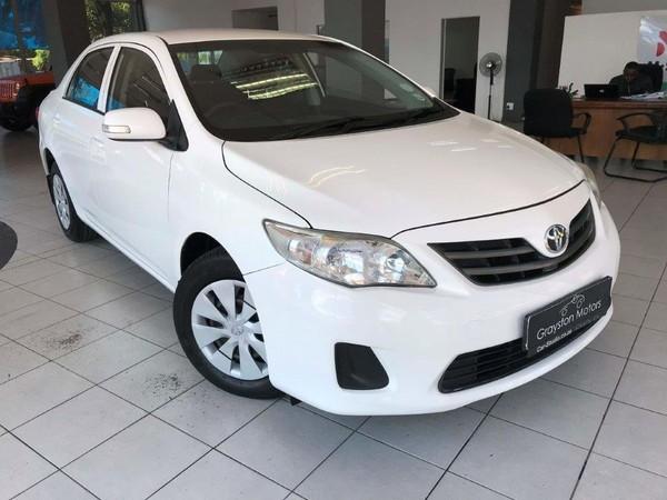 2014 Toyota Corolla 1.6 Professional  Gauteng Sandton_0