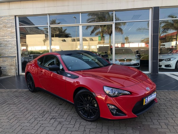 2012 Toyota 86 2.0 High At  Kwazulu Natal Richards Bay_0