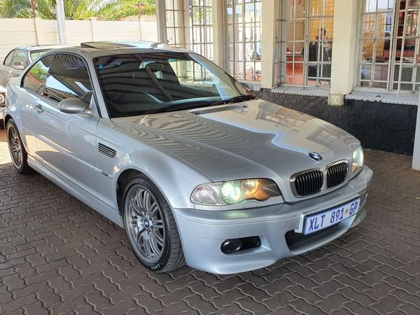 2003 BMW M3 Smg e46  Gauteng Centurion_0