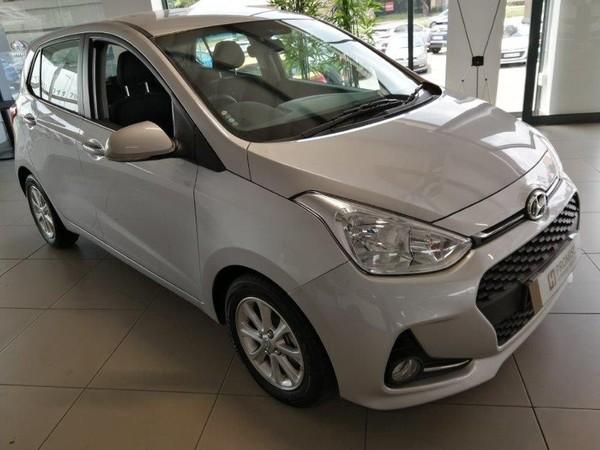 2018 Hyundai Grand i10 1.25 Fluid Gauteng Sandton_0