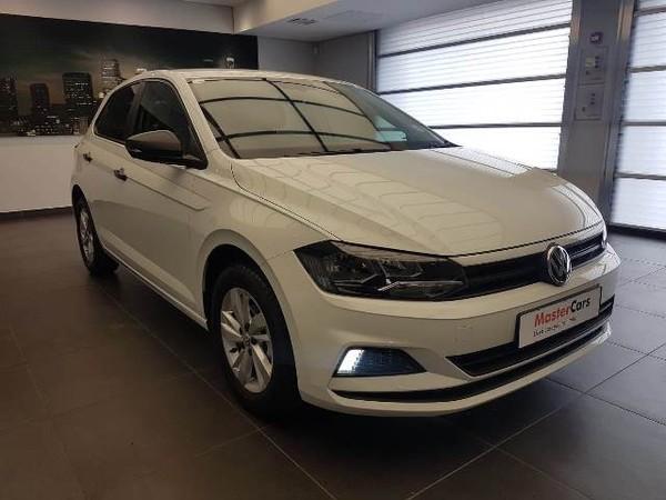 2020 Volkswagen Polo 1.6 Conceptline 5-Door Free State Bloemfontein_0