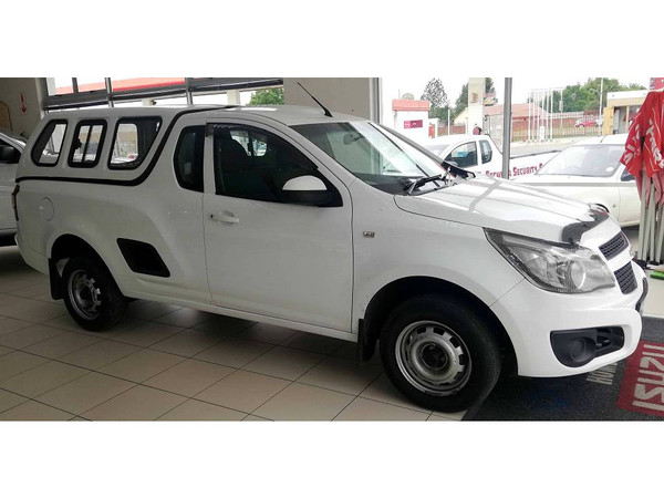 2013 Chevrolet Corsa Utility 1.4 Club Pu Sc  Mpumalanga Secunda_0
