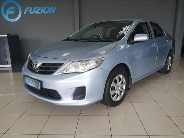 2011 Toyota Corolla 1.3 Professional  Western Cape Parow_0
