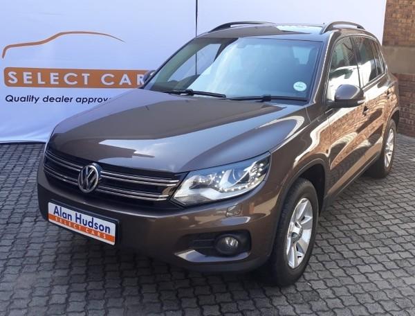 2013 Volkswagen Tiguan 2.0 Tdi Trk-fld 4mot Dsg  Mpumalanga Nelspruit_0
