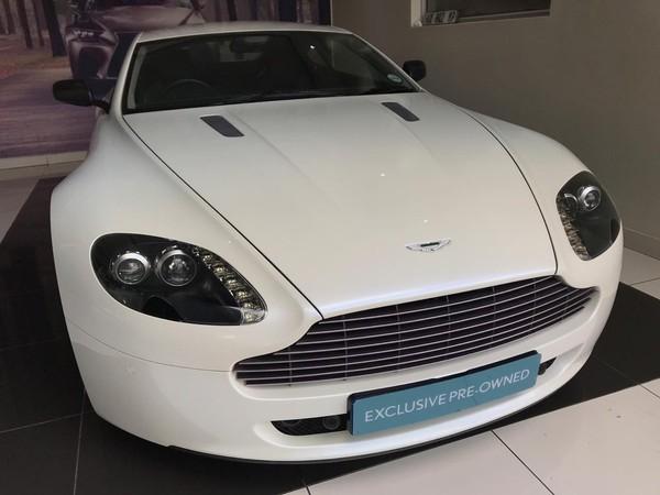 2010 Aston Martin Vantage Coupe Sshift  Gauteng Midrand_0