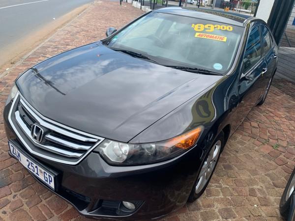 2010 Honda Accord 2.0 Executive At  Gauteng Boksburg_0