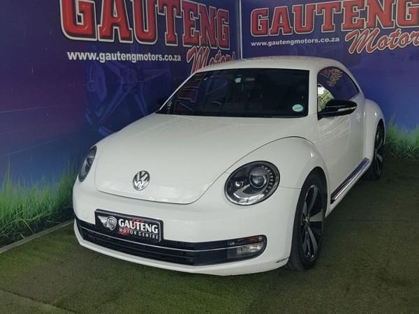 2013 Volkswagen Beetle 1.4 Tsi Sport Dsg  Gauteng Pretoria_0