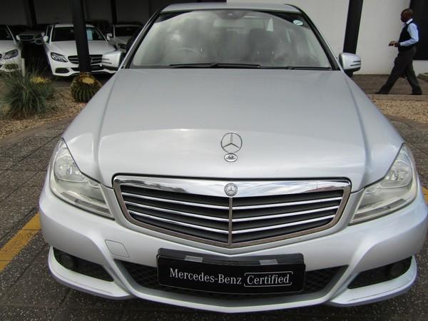 2012 Mercedes-Benz C-Class C200 Cdi Classic  At  Mpumalanga Witbank_0