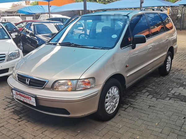 1999 Honda Odyssey V-tec  North West Province Brits_0