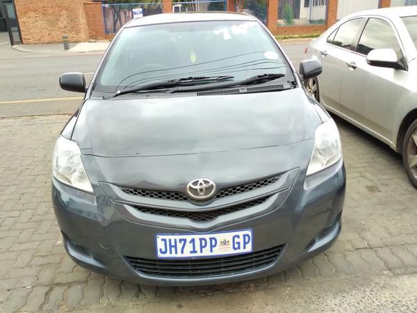 2008 Toyota Yaris T3  Gauteng Pretoria_0