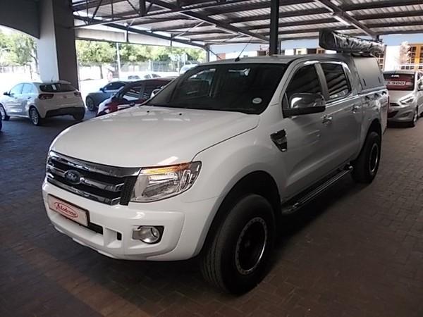2012 Ford Ranger 3.2tdci Xlt Pu Dc  Western Cape Paarl_0