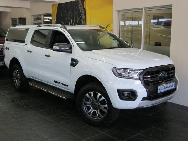2020 Ford Ranger 2.0TDCi WILDTRAK 4X4 Auto Double Cab Bakkie Western Cape Paarl_0