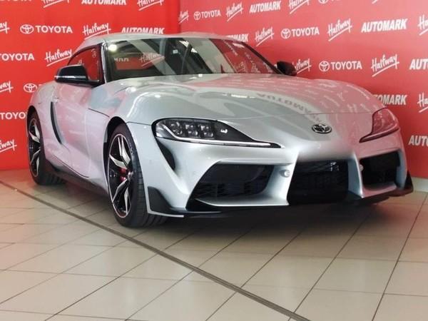 2019 Toyota Supra GR 3.0T Gauteng Sandton_0