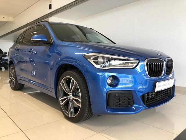 2020 BMW X1 sDRIVE18i M Sport Auto Western Cape Somerset West_0