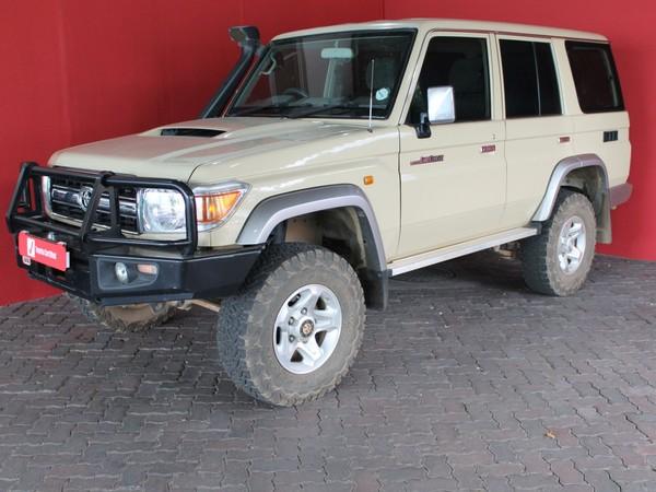 2014 Toyota Land Cruiser 70 4.5D V8 SW Western Cape Paarl_0