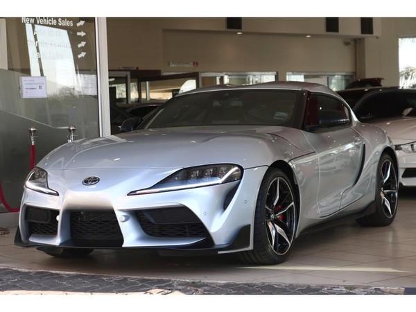 2020 Toyota Supra GR 3.0T Gauteng Johannesburg_0