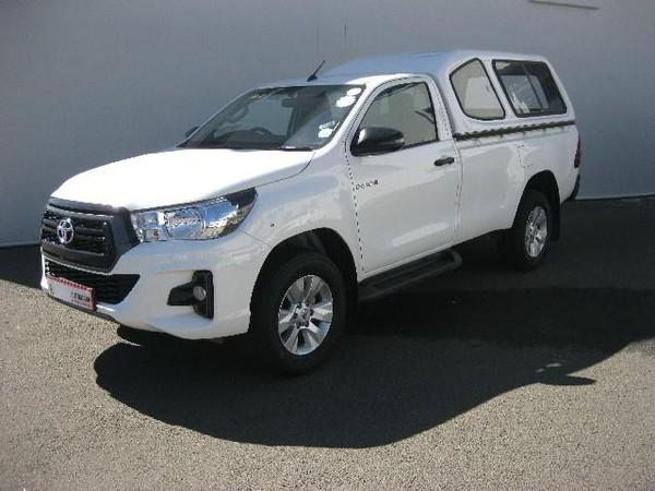 2019 Toyota Hilux 2.4 GD-6 SRX 4X4 Single Cab Bakkie Northern Cape Kimberley_0