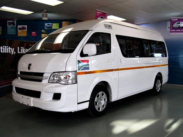 2020 Jinbei Haise H2 2.4i 16-Seat Gauteng Johannesburg_0