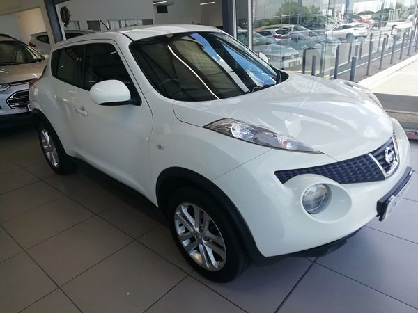 2013 Nissan Juke 1.6 Acenta   Gauteng Centurion_0